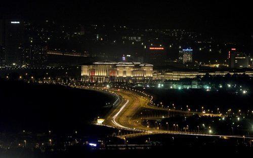 Ngắm dinh thự 1.000 phòng của Tổng thống Thổ Nhĩ Kỳ - 5