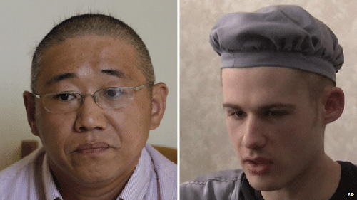 Triều Tiên phóng thích nốt 2 công dân Mỹ - 1