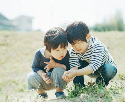 Ngược thời gian đi tìm tuổi thơ - 1