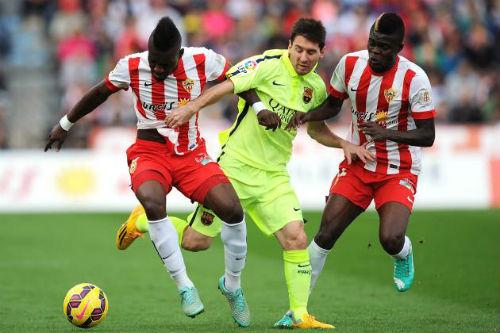 Barca: 3 điểm đổi lấy sự lo âu - 1