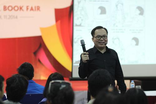 Hàng ngàn người tham dự Vinschool Book Fair 2014 - 5