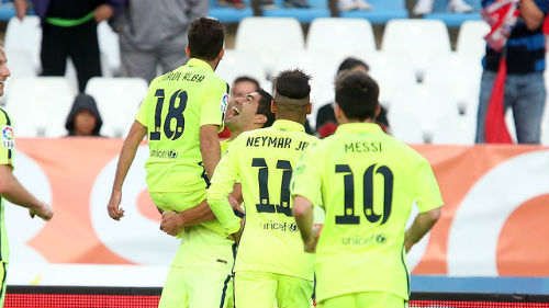 Barca: 3 điểm đổi lấy sự lo âu - 2