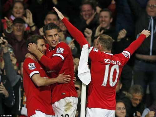 """MU: Hơi ấm Old Trafford & """"điểm yếu"""" Di Maria - 1"""
