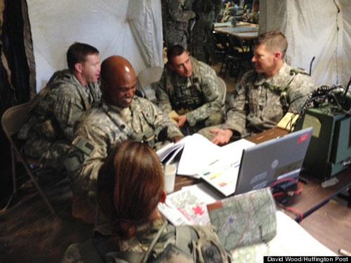 Lính dù Mỹ sẵn sàng đổ bộ tiêu diệt IS (Kỳ 1) - 3