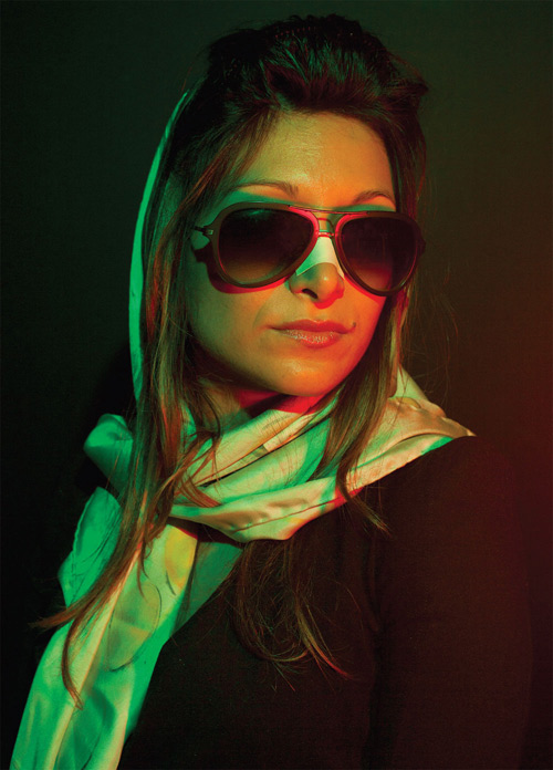 Phụ nữ Iran nâng mũi nhiều nhất thế giới - 4