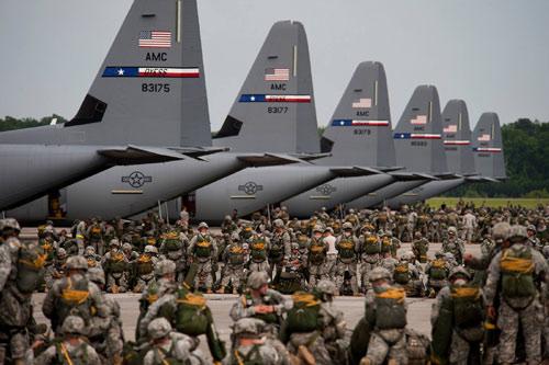 Lính dù Mỹ chống IS: Đòn tấn công bất ngờ (Kỳ 2) - 1