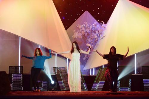 Hé lộ sân khấu chung khảo HHVN phía Nam - 9