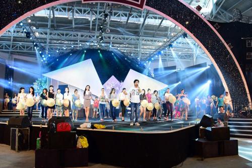 Hé lộ sân khấu chung khảo HHVN phía Nam - 5