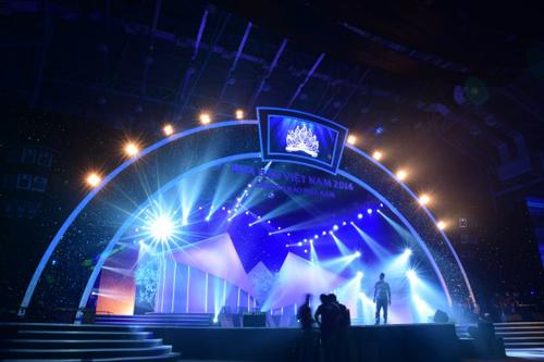 Hé lộ sân khấu chung khảo HHVN phía Nam - 1