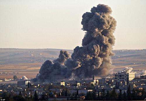 Hình ảnh chân thực về cuộc chiến chống IS tại Kobani - 10