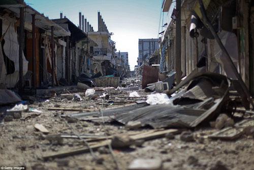 Hình ảnh chân thực về cuộc chiến chống IS tại Kobani - 3