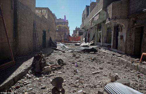 Hình ảnh chân thực về cuộc chiến chống IS tại Kobani - 9