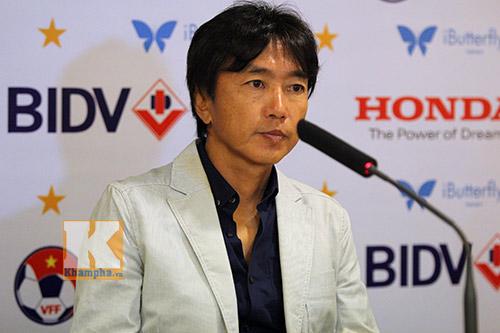 HLV Miura: Đây là trận đấu tệ nhất của ĐT Việt Nam - 1