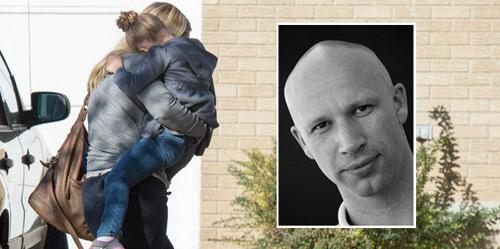 Mỹ: Bố dượng cứu con gái 5 tuổi khỏi tay kẻ bắt cóc - 1