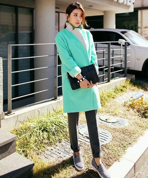 Mặc đồ tối giản thật sang và đẹp - 18
