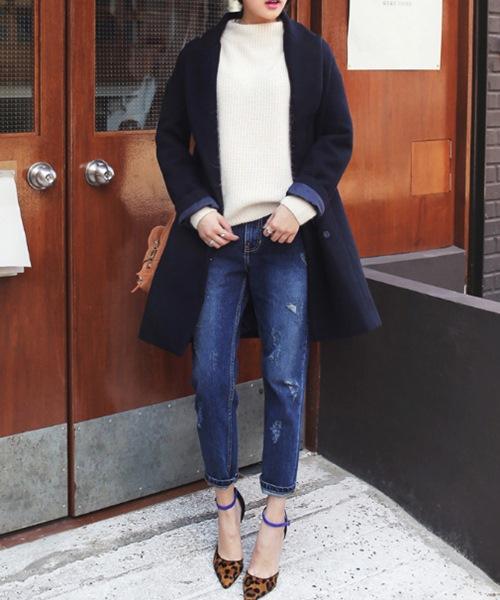 Mặc đồ tối giản thật sang và đẹp - 13