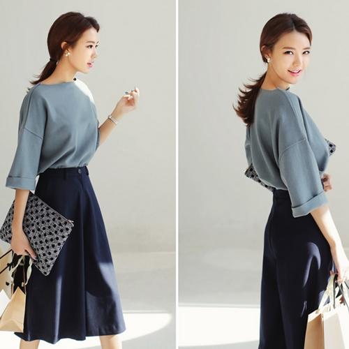 Mặc đồ tối giản thật sang và đẹp - 4