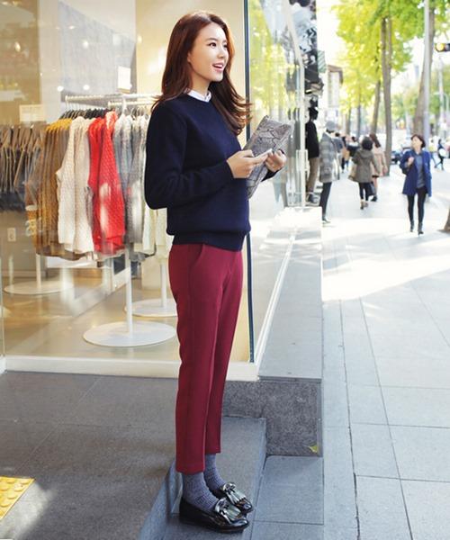 Mặc đồ tối giản thật sang và đẹp - 6
