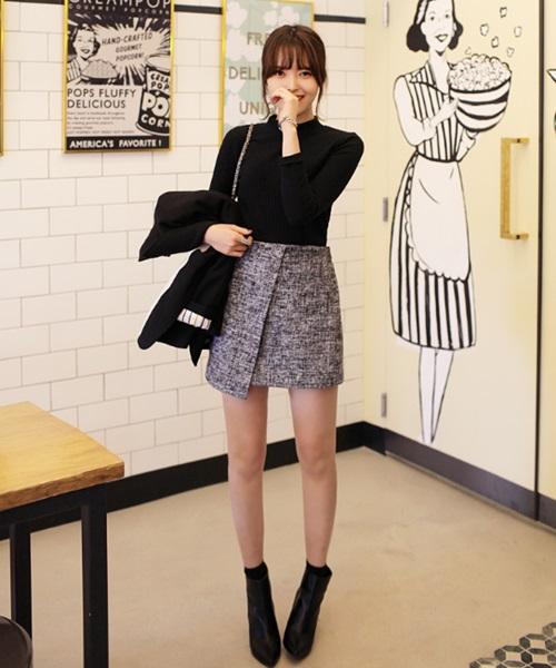 Mặc đồ tối giản thật sang và đẹp - 9