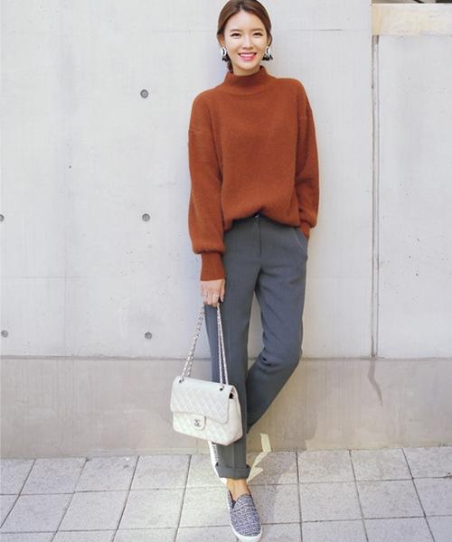 Mặc đồ tối giản thật sang và đẹp - 7