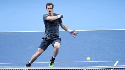 Nishikori – Murray: Lợi thế nhanh nhẹn (ATP Finals) - 1