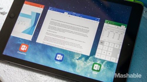 Cài ngay Microsoft Office miễn phí cho iPad - 1