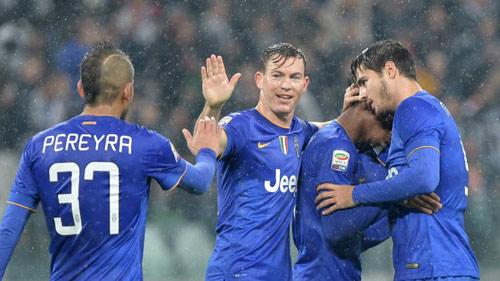Juventus - Parma: Hơn cả tennis - 1