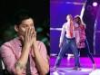 John Huy Trần bật khóc trước bài nhảy về cuộc đời mình
