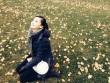Lan Phương thích thú tận hưởng mùa thu Nhật Bản