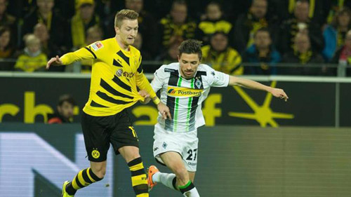 Dortmund - M'gladbach: Tìm lại niềm vui - 1