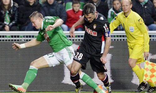 Saint Etienne – Monaco: Căng thẳng tột độ - 1