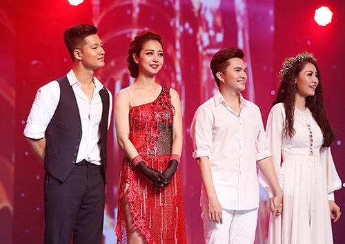 Jennifer Phạm bị đánh ngã trên sân khấu - 5
