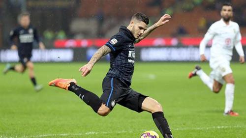 Inter - Verona: Đòn đau phút cuối - 1