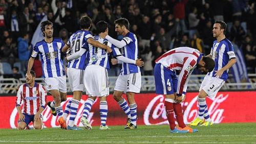 Sociedad - Atletico: Kết quả chấn động - 1