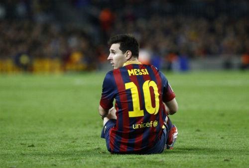 Messi tịt ngòi liên tiếp: Lời nguyền của Zarra - 1