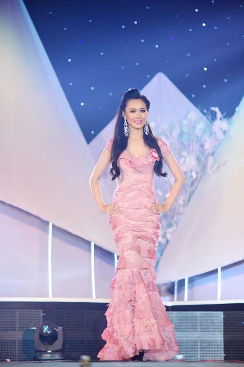 Top 20 thí sinh lọt vào chung kết Hoa hậu VN 2014 - 9