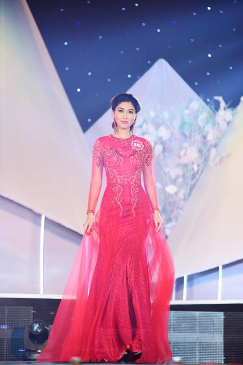 Top 20 thí sinh lọt vào chung kết Hoa hậu VN 2014 - 16