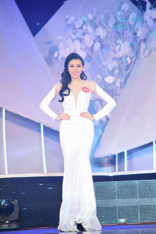 Top 20 thí sinh lọt vào chung kết Hoa hậu VN 2014 - 15