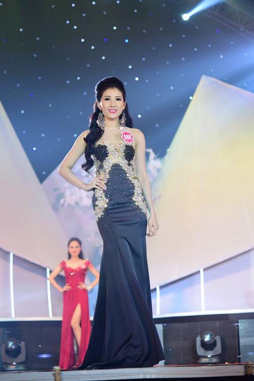 Top 20 thí sinh lọt vào chung kết Hoa hậu VN 2014 - 5