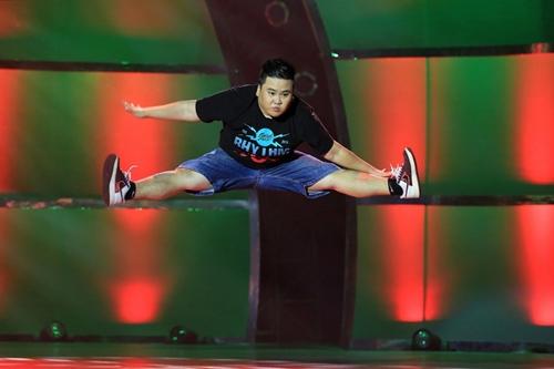Vũ công nặng 90kg chia tay Thử thách cùng bước nhảy - 6