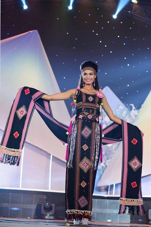 Top 20 thí sinh lọt vào chung kết Hoa hậu VN 2014 - 11