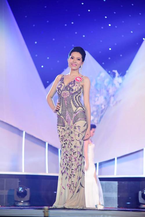 Top 20 thí sinh lọt vào chung kết Hoa hậu VN 2014 - 12