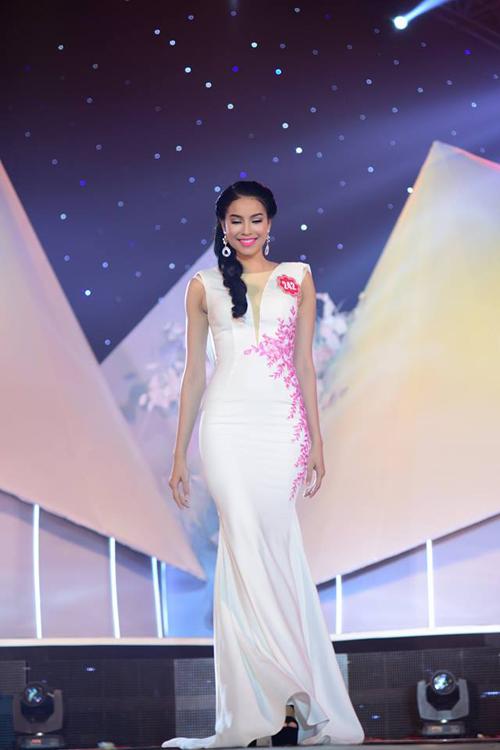 Top 20 thí sinh lọt vào chung kết Hoa hậu VN 2014 - 17