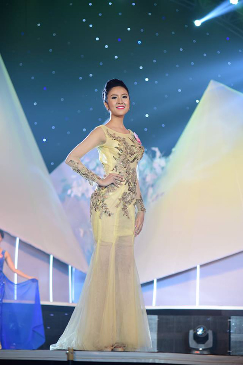Top 20 thí sinh lọt vào chung kết Hoa hậu VN 2014 - 20