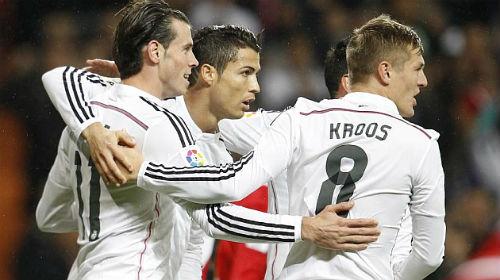 """Real & Ronaldo: Chinh phục những """"siêu"""" kỷ lục - 1"""