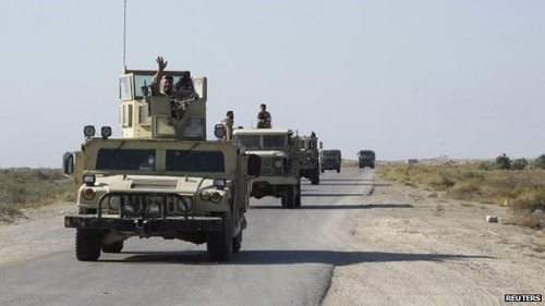 """Mỹ: Cuộc chiến chống IS bước sang """"giai đoạn 2"""" - 2"""