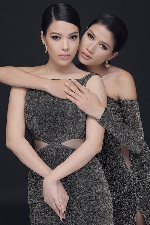 Trương Ngọc Ánh và Trang Trần hoá chị em song sinh - 2