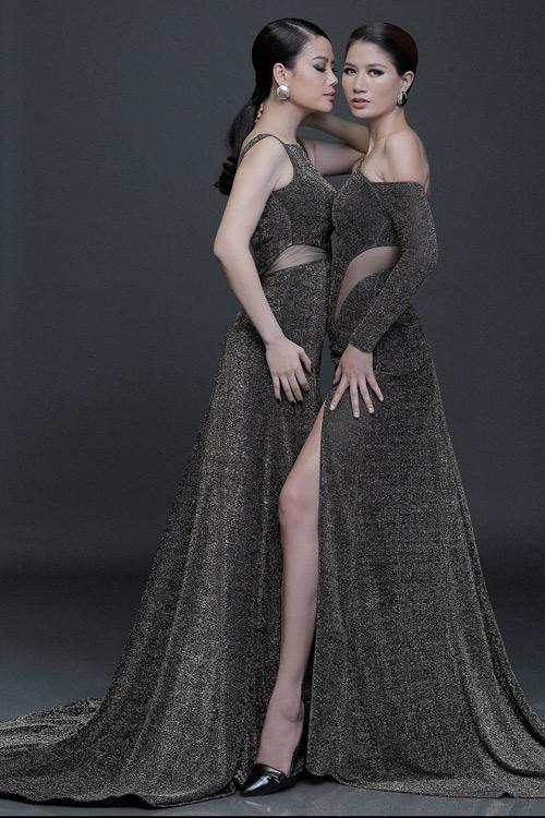 Trương Ngọc Ánh và Trang Trần hoá chị em song sinh - 3