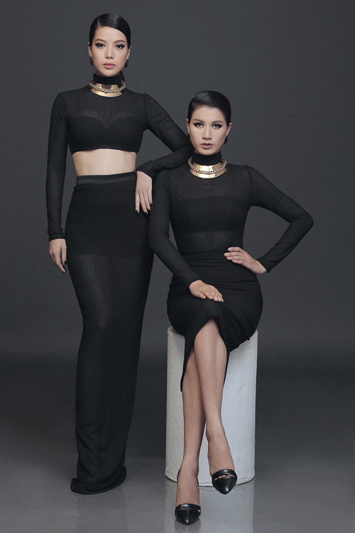 Trương Ngọc Ánh và Trang Trần hoá chị em song sinh - 6