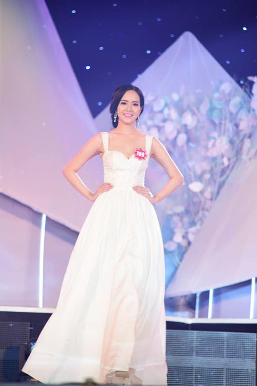 Top 20 thí sinh lọt vào chung kết Hoa hậu VN 2014 - 10